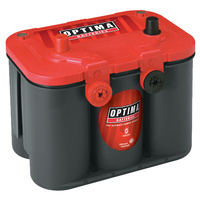 Optima 34/78 Redtop Starting Battery - 8004-250