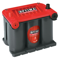 Optima 75/25 Redtop Starting Battery - 8022-255
