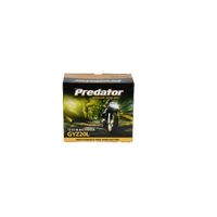 Predator GYZ20L 12V Sealed Motorcycle Battery
